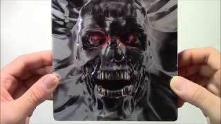 Unboxing Terminator Génesis - FuturePak Italiano Blu-Ray