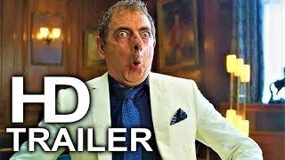 JOHNNY ENGLISH 3 Trailer #2 NEW (2018) Rowan Atkinson, Mr Bean Comedy Movie HD