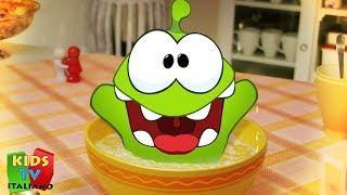 Om Nom Cartoons | Funny Videos for Kids | Favourite Food | Episode 3