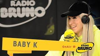 BABY K @ Radio Bruno