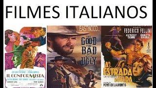 Os 10 melhores filmes italianos de todos os tempos
