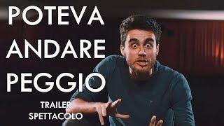 Poteva Andare Peggio -TRAILER SPETTACOLO di GioPizzi (STAND-UP COMEDY) Tour 2018