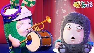 Oddbods | Show Must Go On | NEW | Funny Cartoons For Children