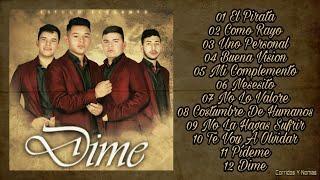 Estilo Elegante - Dime CD Completo (Estudio 2018)