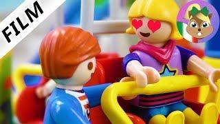 playmobil film italiano| APPUNTAMENTO AL PARCO -Julian conosce ragazza carina| famiglia vogel