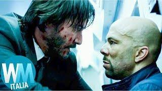 Top 10 SCENE di FILM in cui l'EROE SALVA il CATTIVO!