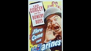 Here Come the Marines 1952