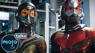 What the New Ant-Man and the Wasp Trailer Reveals About The MCU - Mojo Reacts!