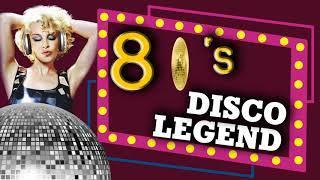 80s Disco Legend - Eurodisco 80`s Disco Super Hits- Golden Oldies Disco 80s Medley Megamix