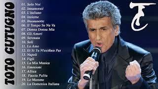 Toto Cutugno Le Piu Belle Canzoni | Toto Cutugno Greatest Hits 2018 | Toto Cutugno Maggiori successi