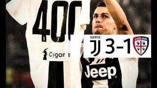 Juventus vs Cagliari (03.11.2018) - Serie A English Highlights