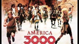 America 3000 - Il pianeta delle Amazzoni (1986 Film in Italiano) Genere: Fantascienza/Azione