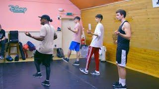 The Lodge | Dietro le quinte: le coreografie - Disney Channel Italia