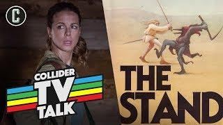 Stephen King's The Stand sold to CBS All Access + Kate Beckinsale in Amazon's The Widow - TV Talk