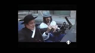 ASSASSINIO SUL TEVERE (Tomas Milian & Bombolo) 'Na bomba 'sta Citroen!