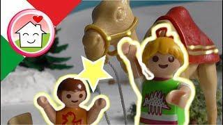 Playmobil film italiano Vigilia di Natale - Famiglia Hauser - cartoni per bambini