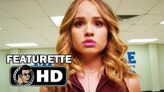 """INSATIABLE Official Featurette """"Inside Insatiable"""" (HD) Debby Ryan Comedy Series"""