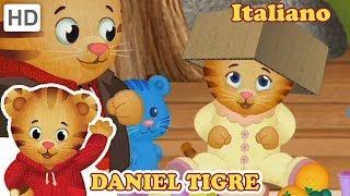Daniel Tiger in Italiano ???? Siamo Divertenti! | Video per Bambini