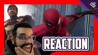 Spider-Man: Far From Home - Trailer Reaction Italiano Lahx
