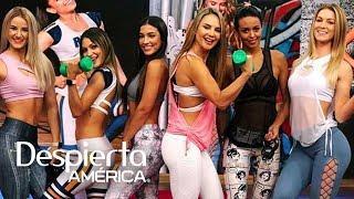 Ximena Córdoba lanza su línea de ropa deportiva (y hasta la modela)