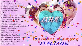 20 Canzoni d'amore Italiane - Canzoni romantiche italiane - Musica D'amore Italiana 2019
