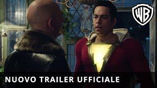SHAZAM! Nuovo Trailer Ufficiale Italiano