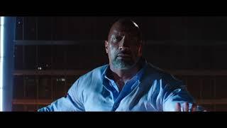 """SKYSCRAPER con Dwayne Johnson - Scena del film in italiano """"Salto dalla gru"""""""