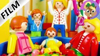 playmobil film italiano | EMMA per JULIAN all'ASILO| famiglia Vogel