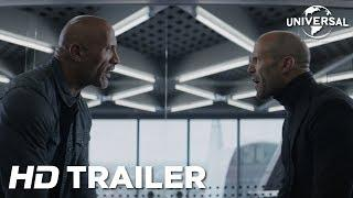 Fast and Furious: Hobbs & Shaw – Trailer 1 (Universal Pictures) HD