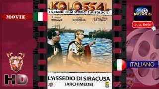 L' Assedio di Siracusa, (1960), with Rossano Brazzi, full movie, italiano