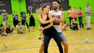 Esteban y Miriam [Tu De Que Vas] @ Dancin Bachata Fusion Festival 2018