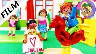 Famiglia Vogel |JULIAN NEL NUOVO ASILO- é un rubacuori?| playmobil film italiano