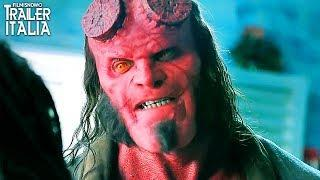 HELLBOY (2019) | Trailer Italiano del Film Reboot con David Harbour