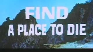 Find a Place to Die (1968, Jeffrey Hunter, Western Movie, Italian Western) watch free western
