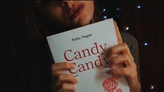 ASMR READING ITALIAN BOOK IN WHISPERING!! ✨ 100% of pure relaxing