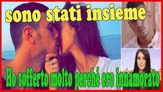 Marciano e Angela Nasti sono stati insieme: 'Ho sofferto molto perché ero innamorato' | Wind Zuiden