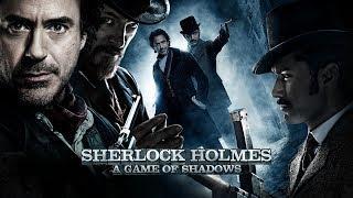 Sherlock Holmes - Gioco di ombre (film 2011) TRAILER ITALIANO