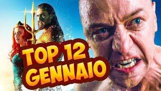 TOP 12 FILM AL CINEMA | Gennaio 2019