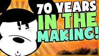 The Disney Film 70 Years in the Making We May Never Get to See