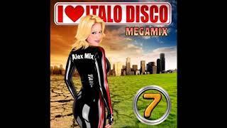 I Love Italo Disco Megamix 7 (DJ Alex Mix)