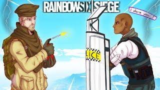 Rainbow Six Siege - Random Moments #48 (Funny Moments Compilation)