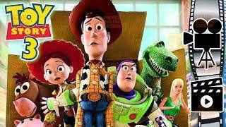 FILM COMPLETO ITALIANO TOY STORY 3 GIOCO Disney Pixar Studios Woody Jessie Buzz The Full Movie Game