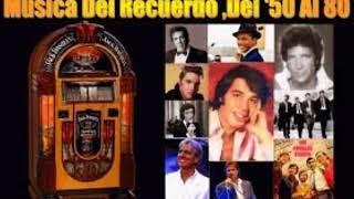 LOS MARAVILLOSOS 60's, 70's, y 80's. La musica que llego para quedarse.