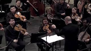 OSNCH: Más allá de la muerte, poema sinfónico de Luigi Stefano Giarda