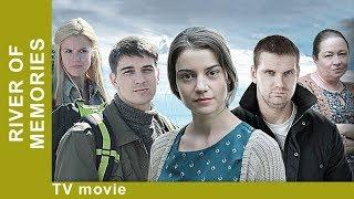 River of Memories. Russian Movie. Detective and Love Story. StarMediaEN