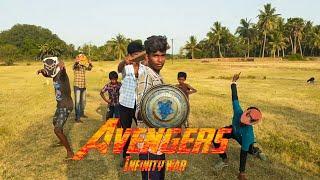 Avengers infinity war trailer | Tamil version | comedy | Peru Innum Vaikkala |