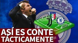 ¿Encajaría el fútbol de Conte en el Real Madrid?: así juega el italiano | Diario AS