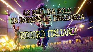 RECORD ITALIANO DI KILL IN DOMINA LA DISCOTECA 42 KILL DA SOLO!!