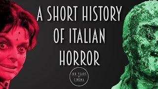 A short history of Italian Horror