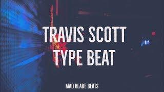 Travis Scott - Stargazine   Type Beat   Trap Instrumental  